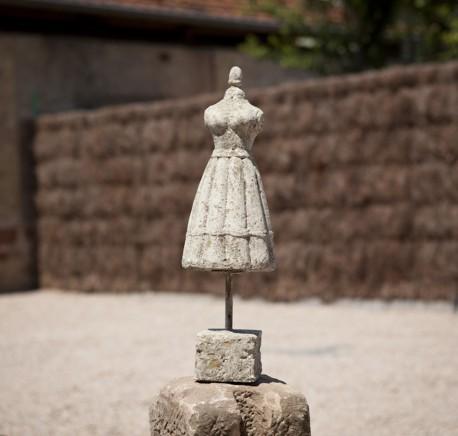 Buste décoratif en ciment  - Figurines, statuettes - Lecomptoirdesauthentics