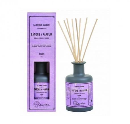 Bâtons à Parfum FIGUE - LOTHANTIQUE La Bonne Maison 200 ml - Diffuseur de parfum - Lecomptoirdesauthentics