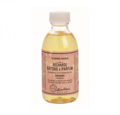 Recharge Bâtons à parfum LOTHANTIQUE La Bonne Maison TIRAMISU - Diffuseur de parfum - Lecomptoirdesauthentics