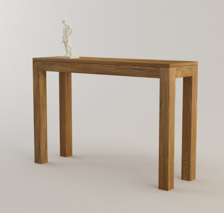 Console Teck Massif Collection TORAJA - Buffet, console, commode - Meubles bois - Lecomptoirdesauthentics