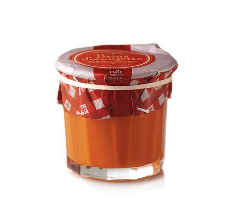 Bougies La Fran Aise Orangette 40h Bougies La Fran Aise