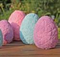 Oeuf de Pâques en feutrine
