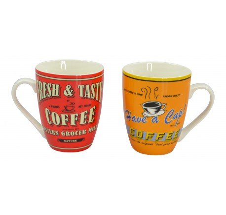 Mug AMERICAN - Art de la table - Lecomptoirdesauthentics