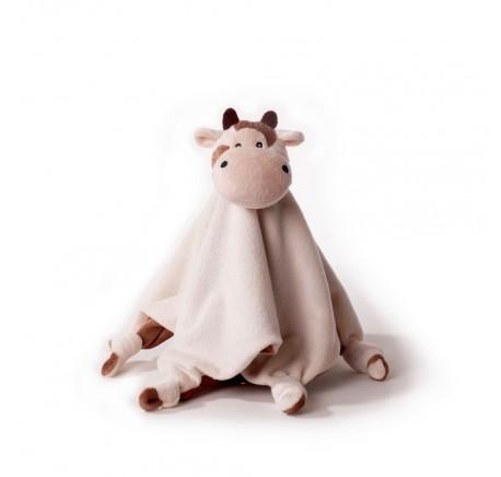 Doudou Bébé Vache très doux - Peluche, doudou - Lecomptoirdesauthentics