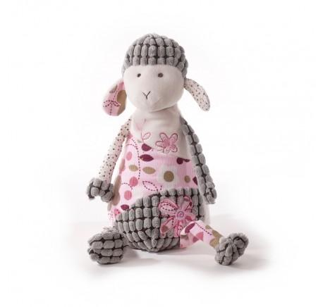 Peluche doudou Bébé Mouton   - Peluche, doudou - Lecomptoirdesauthentics