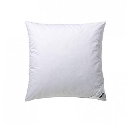 Oreiller Coussin 65/65 BILLERBECK  Duvet et Plumes 65 x 65 cm - Linge de lit - Chambre à coucher - Lecomptoirdesauthentics