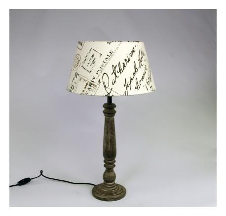 Lampe CARTE POSTALE    - Luminaire - Lecomptoirdesauthentics