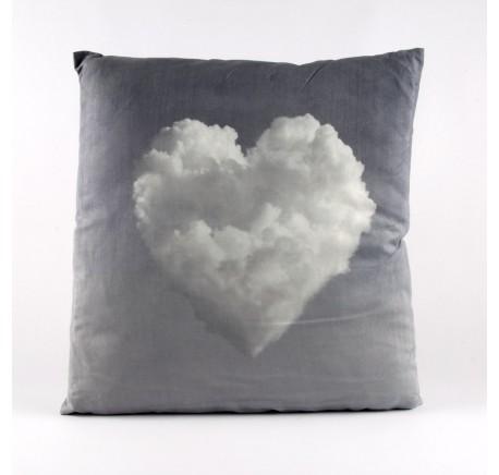 Coussin Coeur nuage - Coussins - Lecomptoirdesauthentics