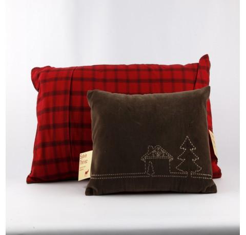 coussin plaid coussin d co plaid deco lecomptoirdesauthentics. Black Bedroom Furniture Sets. Home Design Ideas