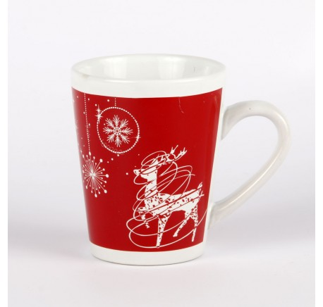 Mug ELAN Blanc ou Rouge - Art de la table - Lecomptoirdesauthentics