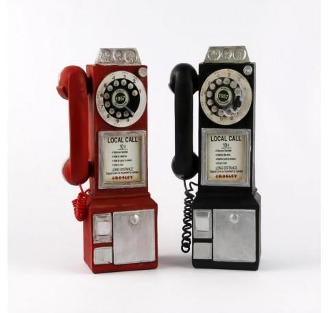 Figurine TELEPHONE VINTAGE