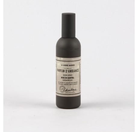 Parfum d'Ambiance Senteur BOIS DE SANTAL - LOTHANTIQUE  100 ml - Diffuseur de parfum - Lecomptoirdesauthentics