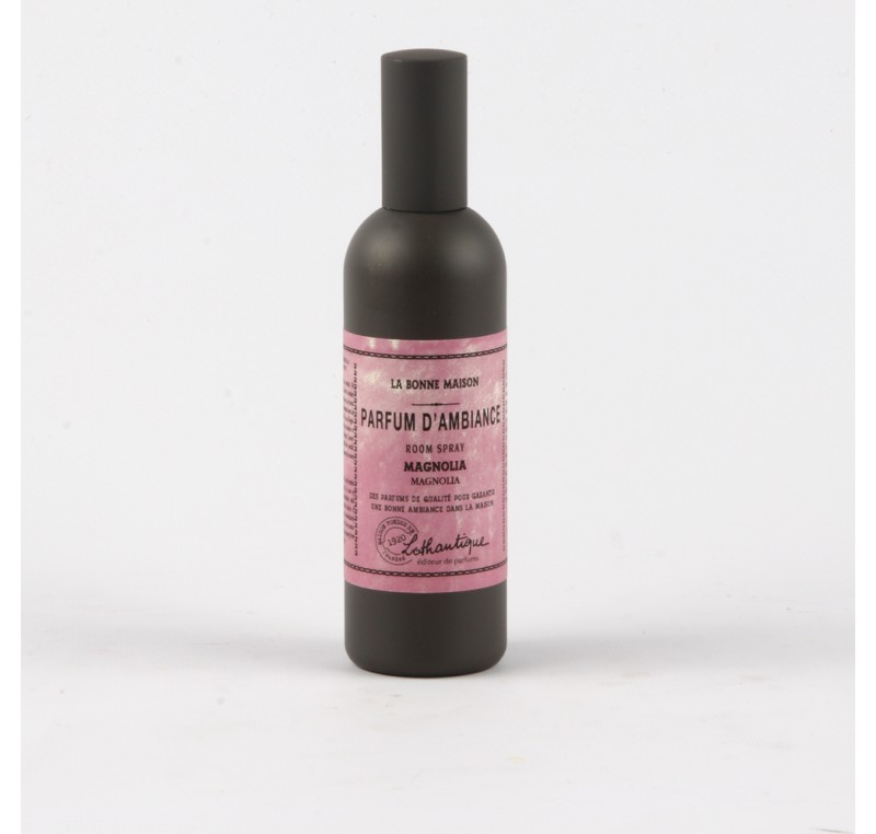 parfum d 39 ambiance magnolia lothantique 100 ml diffuseur de parfum lecomptoirdesauthentics. Black Bedroom Furniture Sets. Home Design Ideas