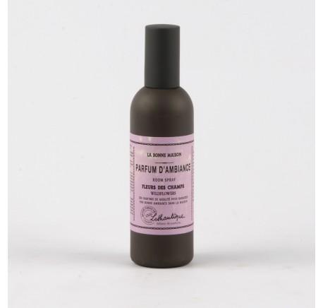 Parfum d'Ambiance LOTHANTIQUE Fleurs des Champs 100 ml - Senteur - Bougie, senteur, bien-être - Lecomptoirdesauthentics