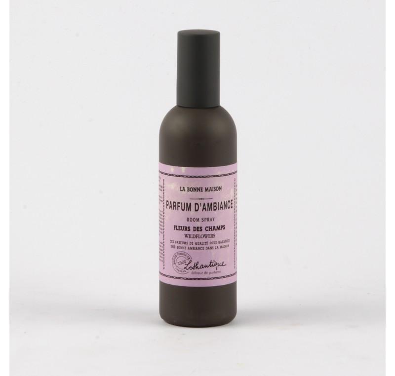 parfum d 39 ambiance lothantique fleurs des champs 100 ml senteur bougie senteur bien tre. Black Bedroom Furniture Sets. Home Design Ideas