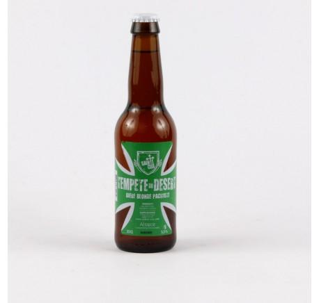 Bière SAINTE CRU Tempête du Désert - Bière Artisanale - Lecomptoirdesauthentics