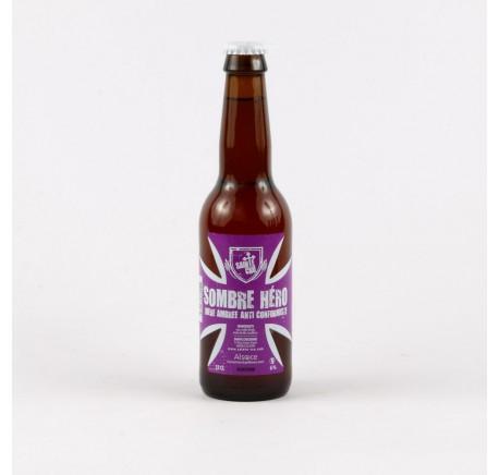 Bière SAINTE CRU Sombre Héro - Bière Artisanale - Lecomptoirdesauthentics