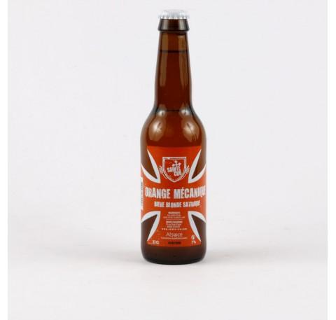 Bière SAINTE CRU Orange Mécanique