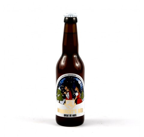 Bière SAINTE CRUCIENNE Noël