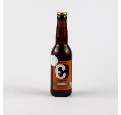 BLESSING Insolente - Bière Ambrée