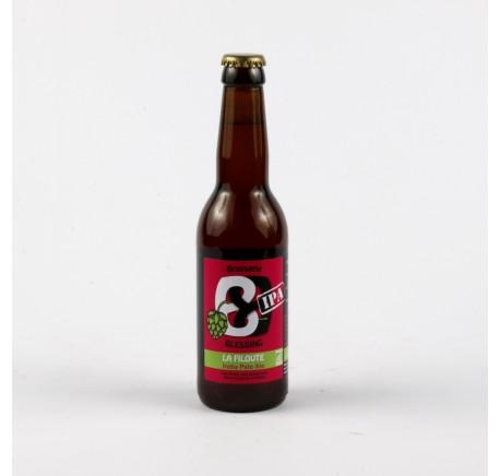 BLESSING Filoute - Bière IPA. - Bière Artisanale - Lecomptoirdesauthentics