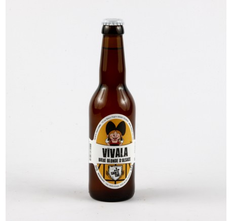 Bière SAINTE CRU Vivala -  - Lecomptoirdesauthentics