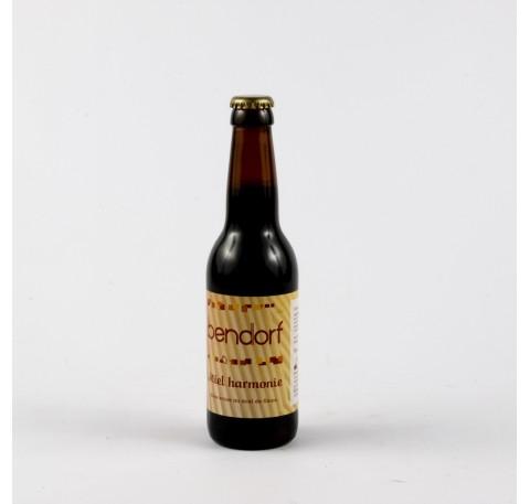 Bière brune BENDORF Miel Harmonie