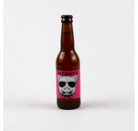 Bière LA MERCIERE Schpack