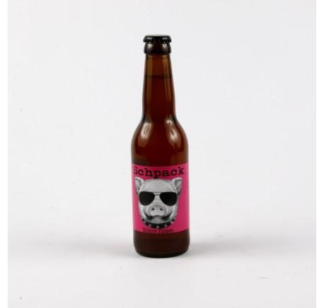 Bière LA MERCIERE Schpack - Bière Artisanale - Lecomptoirdesauthentics