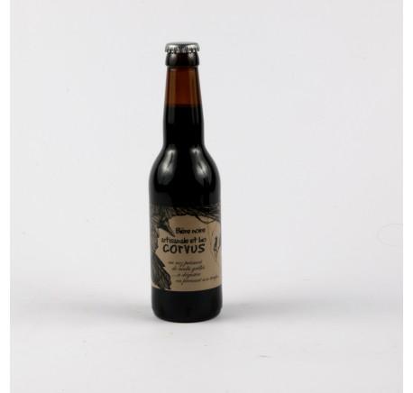Bière LA MERCIERE Corvus - Bière Artisanale - Lecomptoirdesauthentics