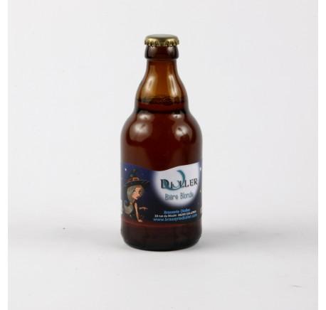 Bière DIOLLER Blonde -  - Lecomptoirdesauthentics