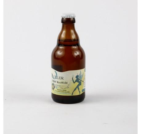 Bière DIOLLER Blanche - Bière Artisanale - Lecomptoirdesauthentics
