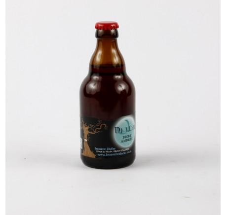 Bière DIOLLER Ambrée. - Bière Artisanale - Lecomptoirdesauthentics