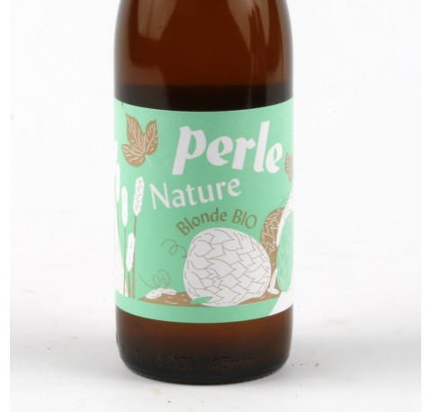 Bière PERLE Nature 5%