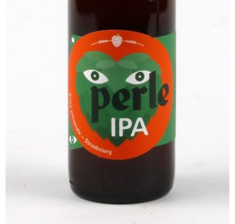 Bière PERLE Ipa 6,6% - Bière Artisanale - Lecomptoirdesauthentics