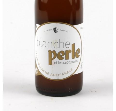 Bière PERLE Blanche  4,8%