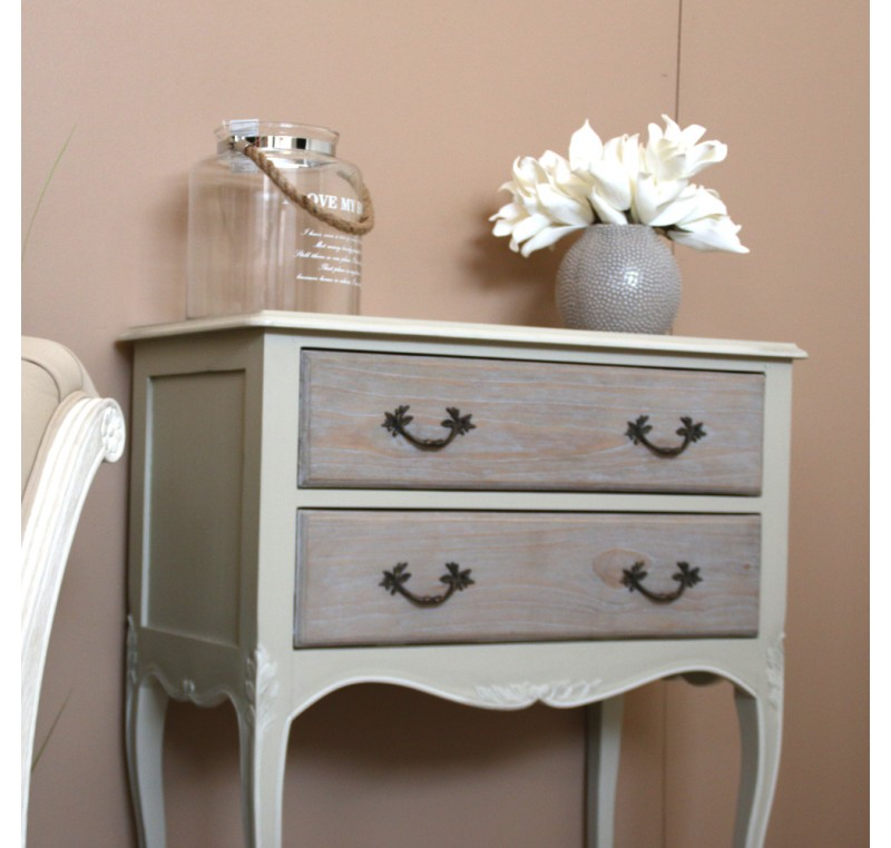 Commode bois collection philemon buffet console - Console commode ...