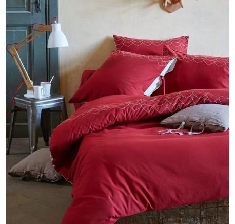 Taie 50/70 SYLVIE THIRIEZ Collection MAKE A WISH - Linge de lit - Chambre à coucher - Lecomptoirdesauthentics