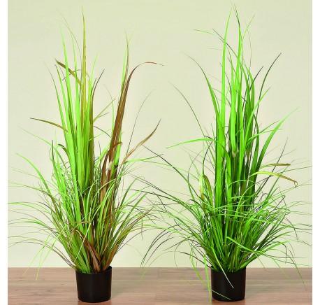 Plante Synthétique en Pot - Vase, cache pot, fleur - Objet déco Maison - Lecomptoirdesauthentics