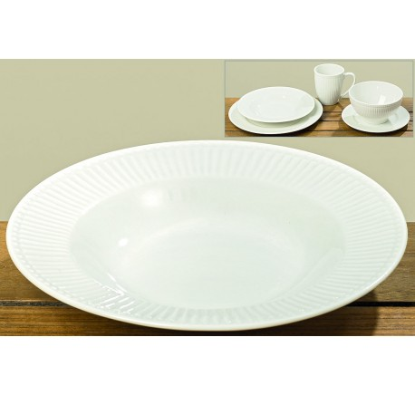 Assiette  Porcelaine Collection CELINA. - Art de la table - Lecomptoirdesauthentics