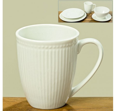 Mug Porcelaine Collection CELINA H10cm