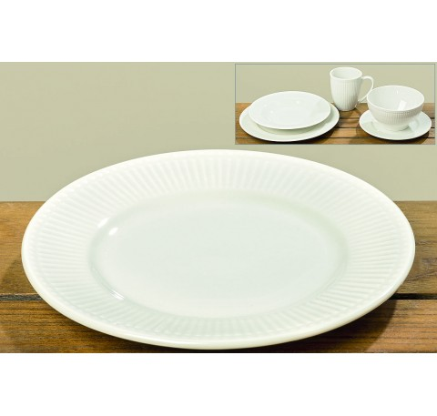 Assiette Porcelaine Collection CELINA