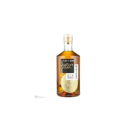 WHISKY ALSACIEN  JOHNNY HEPP Pur Malt 70 cl - Vin, Spiritueux - Lecomptoirdesauthentics