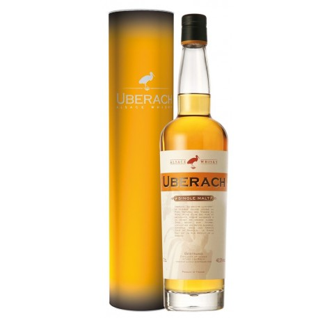 Whisky Bertrand UBERACH Alsace 70 cl