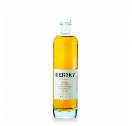 BIERSKY Whisky by Uberach 4 cl - Vin, Spiritueux - Lecomptoirdesauthentics