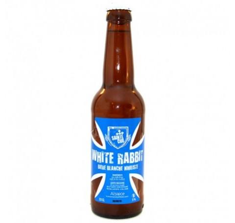 Bière SAINTE CRU White rabbit