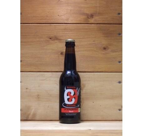 BLESSING Démoniaque - Bière Stout - Bière Artisanale - Lecomptoirdesauthentics