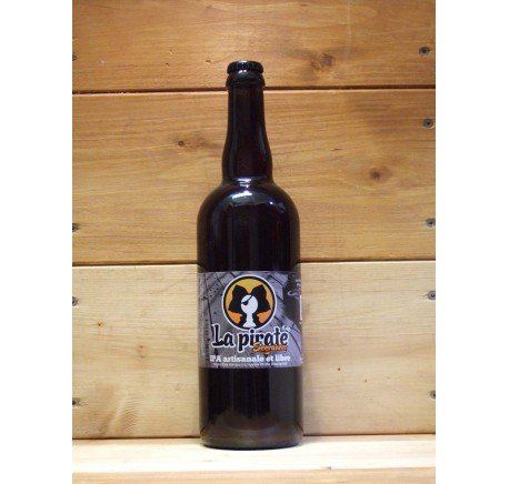 Bière LA MERCIERE La Pirate Seeraiwer - Bière Artisanale - Lecomptoirdesauthentics