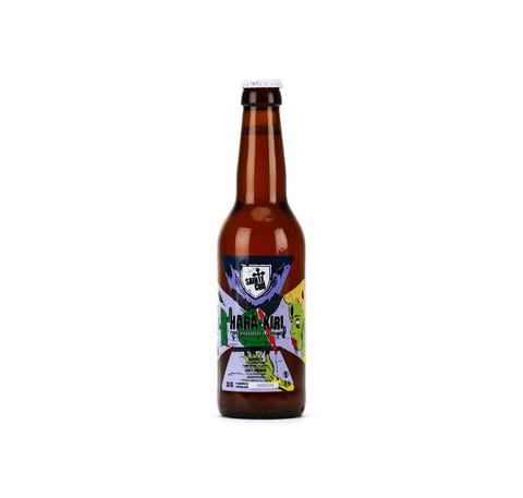Bière SAINTE CRUCIENNE Hara Kiri