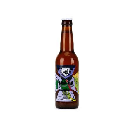 Bière SAINTE CRU Hara Kiri - Bière Artisanale - Lecomptoirdesauthentics